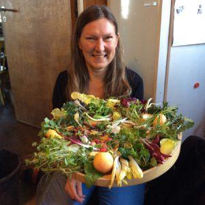 Flerårige grøntsager @ Naturplanteskolen | Frederiksberg | Danmark