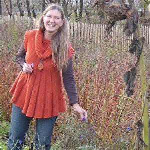 Havebrugskonsulent og forfatter Aiah Noack
