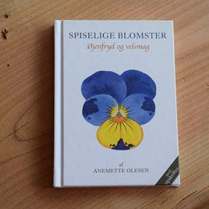 spiselige blomster - øjenfryd og velsmag