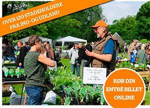 Naturplanteskolen & Plantemarked i Kolding