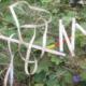 Tommestok på Naturplanteskolen