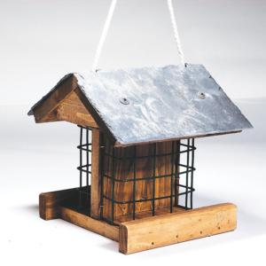Fuglefoderhus - Naturplanteskolen
